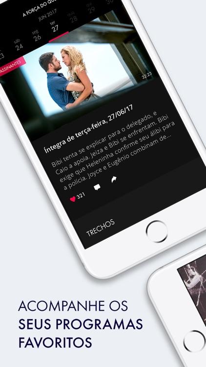 Globo Play screenshot-3