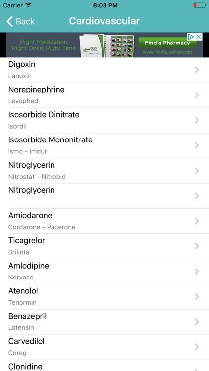 Learn Top 200 Drugs screenshot-4