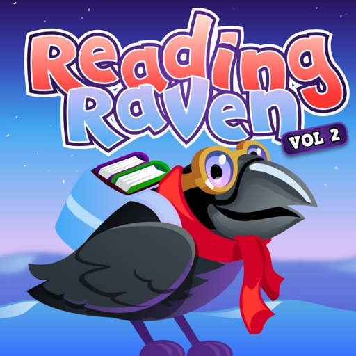 Reading Raven Vol 2