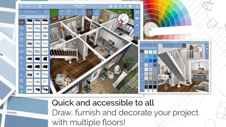 Home Design 3D screenshot-1