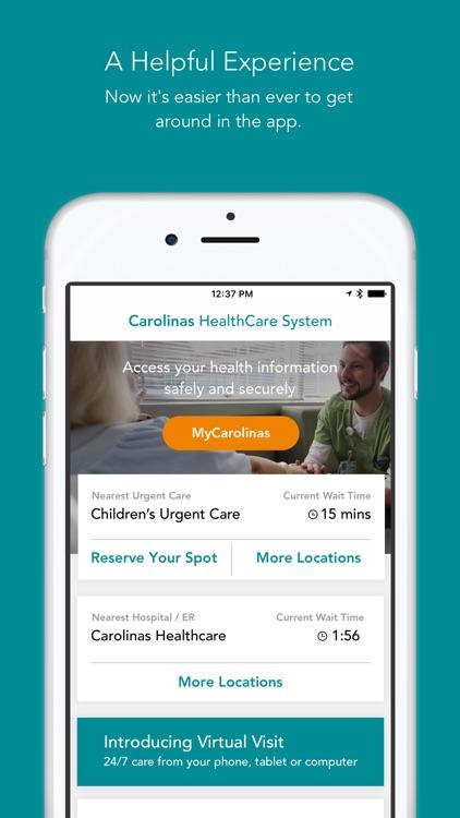 Carolinas HealthCare System