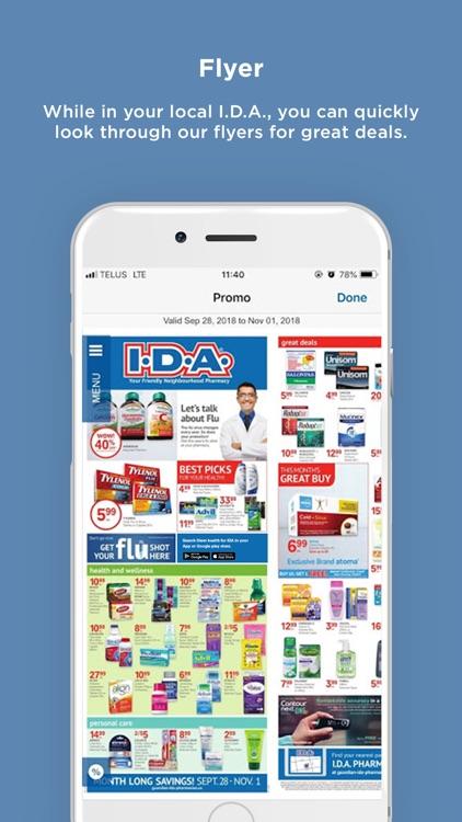 diem® health for I.D.A. screenshot-3