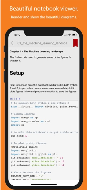 Notebook Master for Jupyter on the App Store