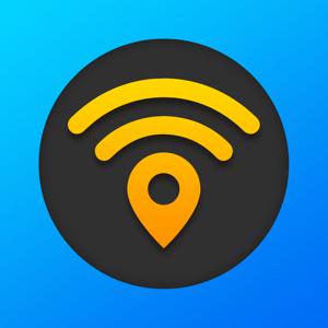 WiFi Map - Get Free Internet Travel app