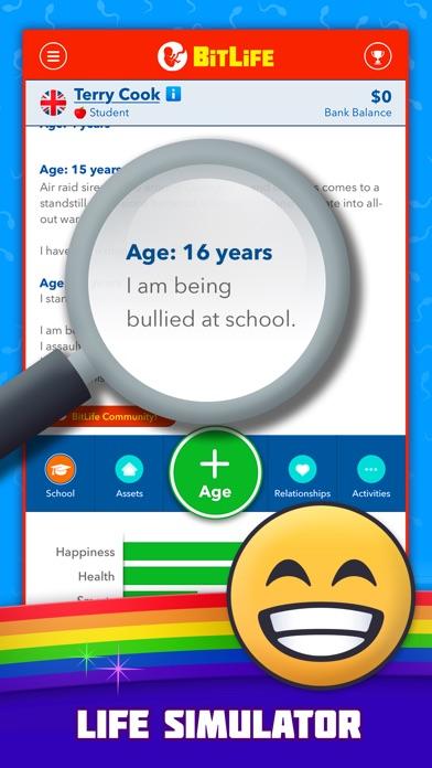 BitLife - Life Simulator screenshot 1