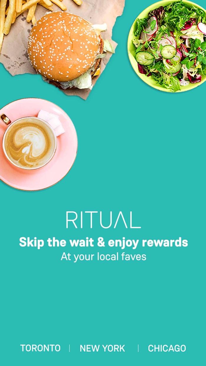 Ritual.co Screenshot