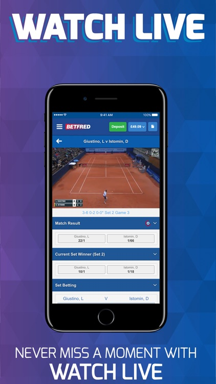 Betfred– Sports Betting & More screenshot-3
