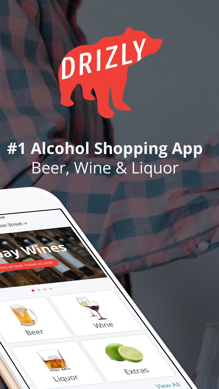 Drizly: Alcohol Delivery Screenshot