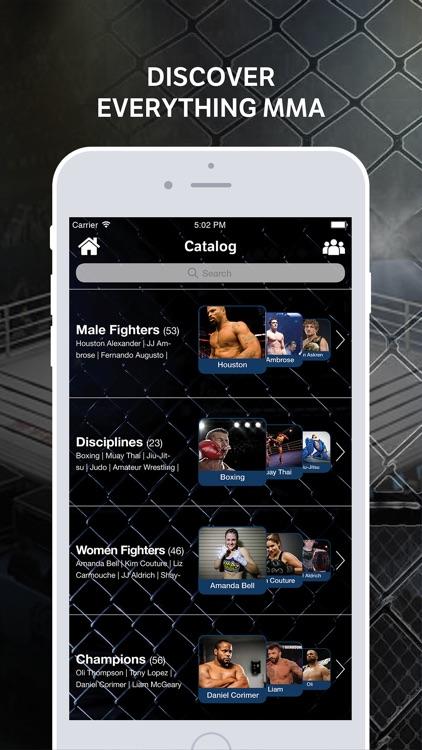 MMA Amino for Mixed Martial Arts and UFC