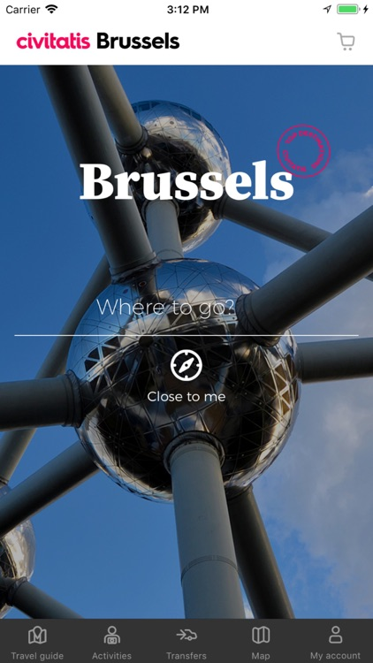 Brussels Guide Civitatis.com screenshot-0