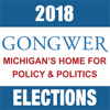 Gongwer News Service - 2018 Michigan Elections  artwork