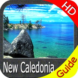 Boating New Caledonia HD chart