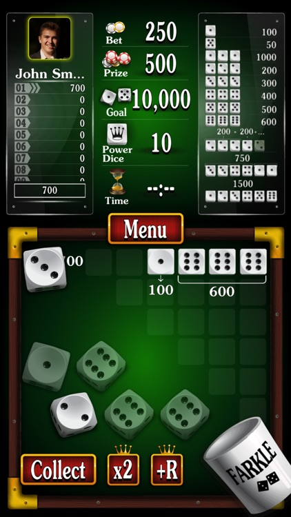 Farkle Dice Game Online