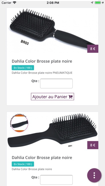 Coiffdom - La coiffure à domic screenshot-5