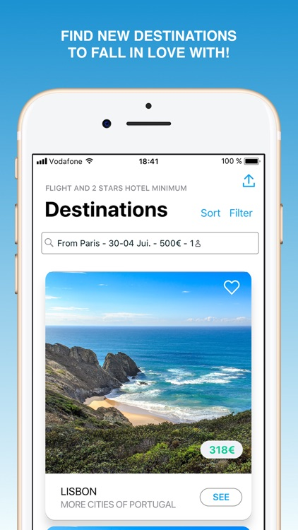 Clickbye -  Where to travel?