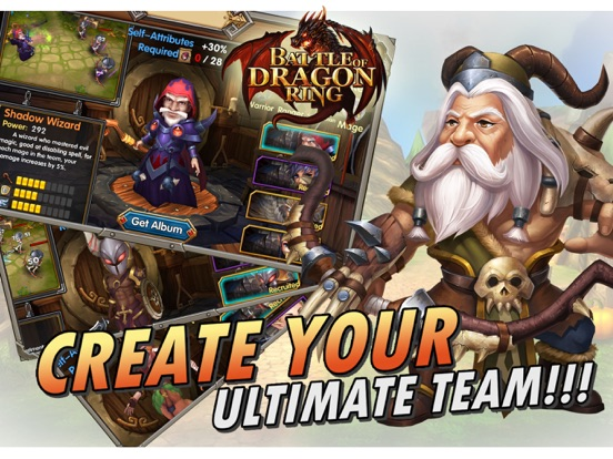Battle of Dragon Ring Screenshots
