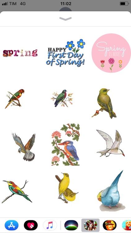 Dream of Spring - Sticker Pack