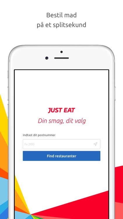 Just Eat screenshot-0