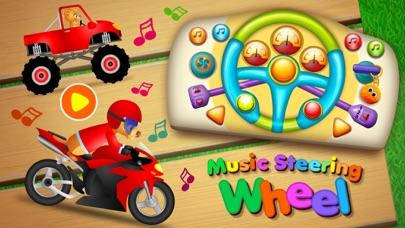 Music Steering Wheel screenshot one