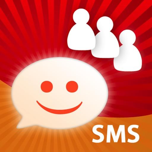 Skupinové SMS s Doručenkou