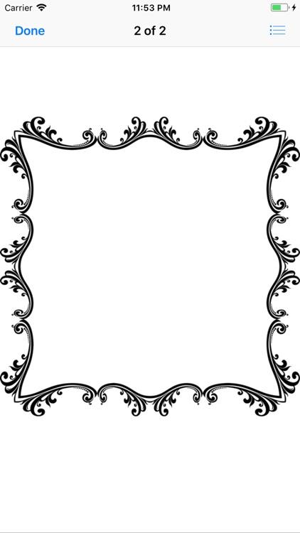 Frame It Stickers screenshot-7