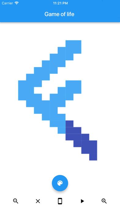 Game of Life - Colored version screenshot three