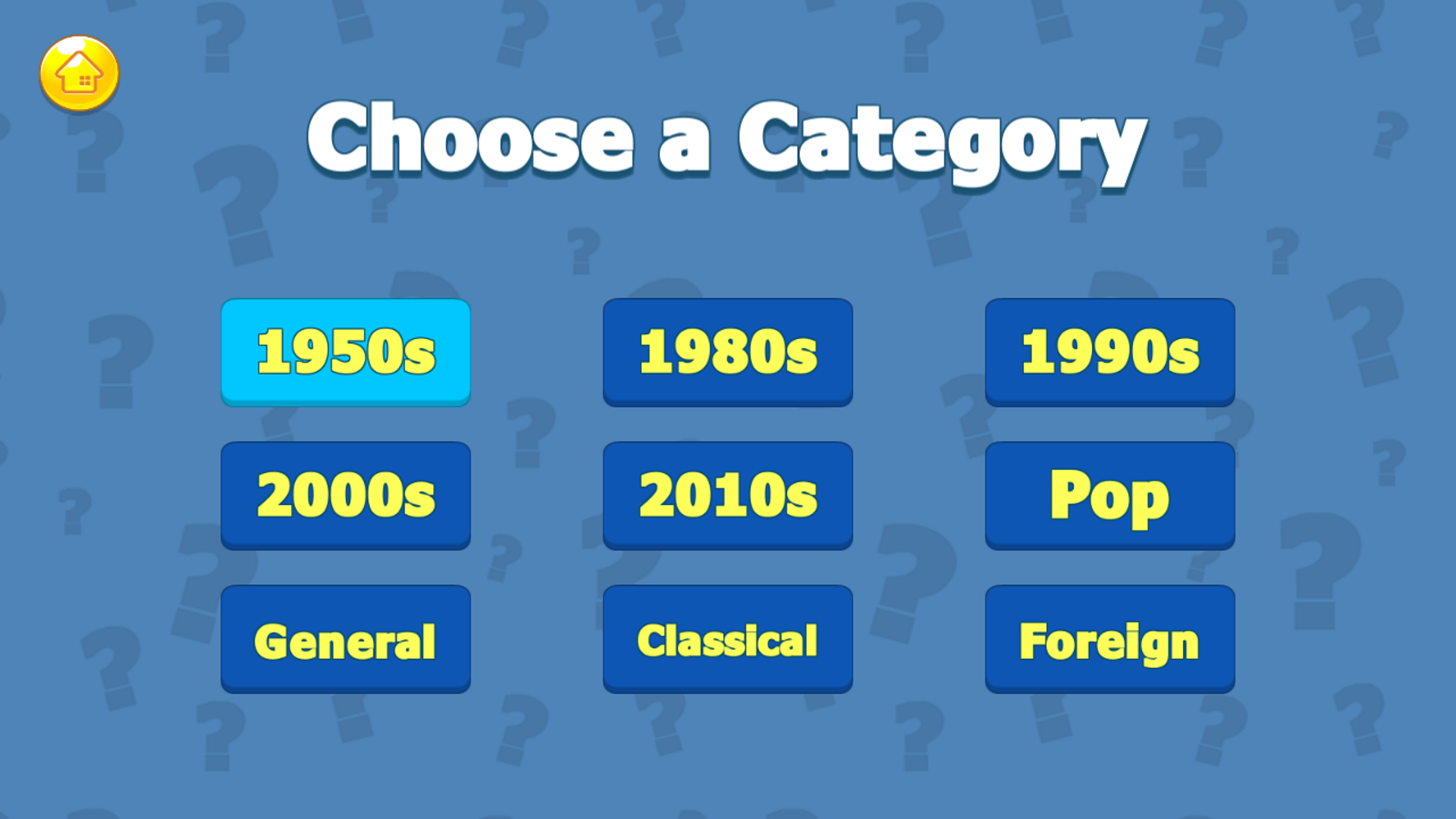 The Music Trivia Challenge screenshot 1