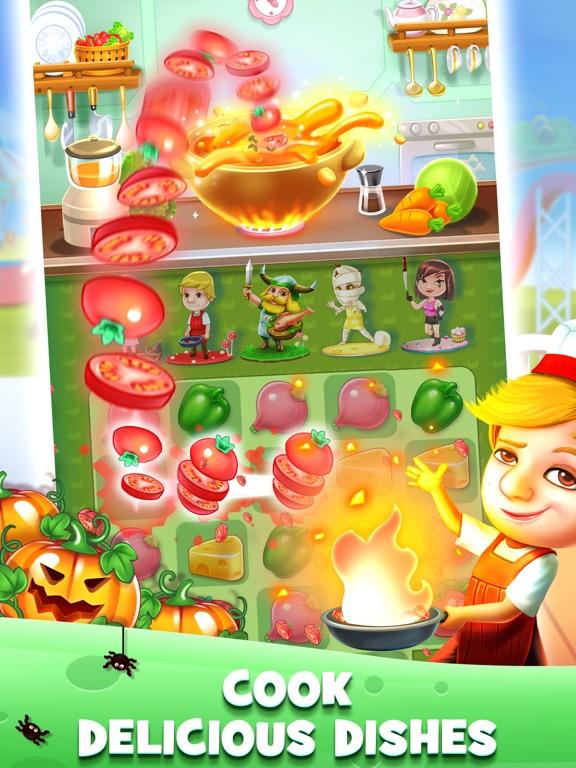 Скачать Fantastic Chefs: Match 'n Cook