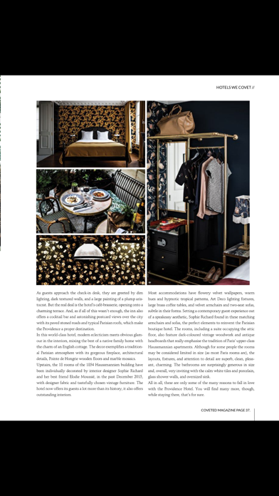 CovetED Magazine screenshot 5