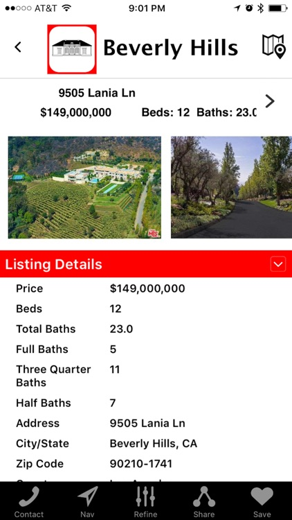 EV Real Estate Search screenshot-3