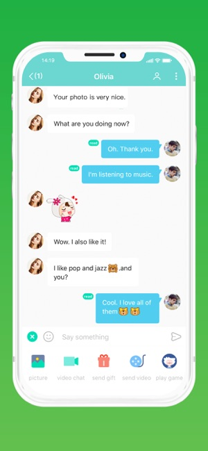 SayHi Chat - Meet New People on the App Store