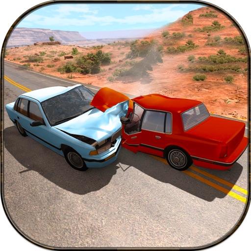 Car Damage & Crash Stunt Race iOS App