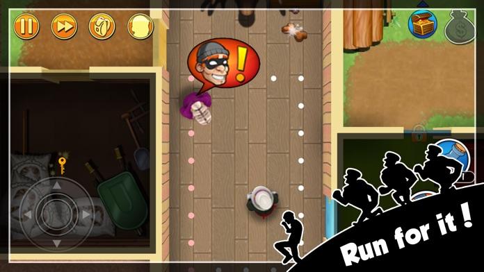 Robbery Bob™ Screenshot