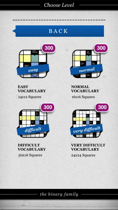 Crosswords Plus . screenshot 3