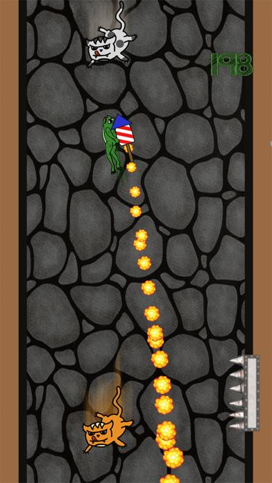 Upfrog screenshot one