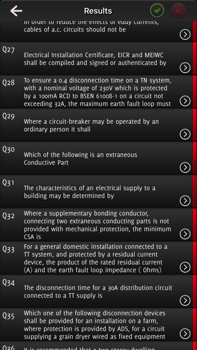 18th Edition Wiring Regs screenshot 4
