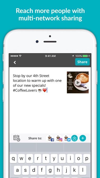 Ripl – Social Media Marketing screenshot-3