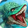 Free Pixel Games Ltd - Dino Water World-Dinosaur game artwork