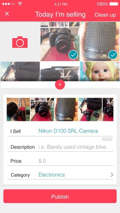 Screenshot for letgo in Czech Republic App Store