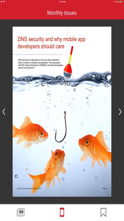 App Developer Magazine screenshot-2
