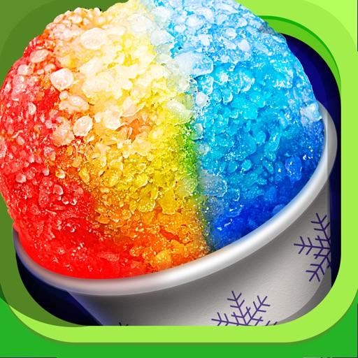 Snow Cones Mania Cooking! iOS App
