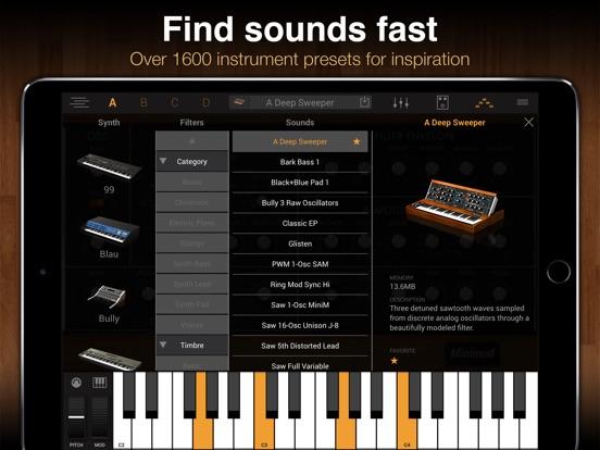 Syntronik CS screenshot 7