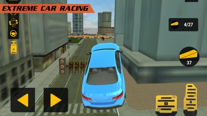 Xtreme City: Car Race Stunts screenshot two