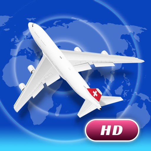 World Airport Board HD - 17,000+ Airports All in One