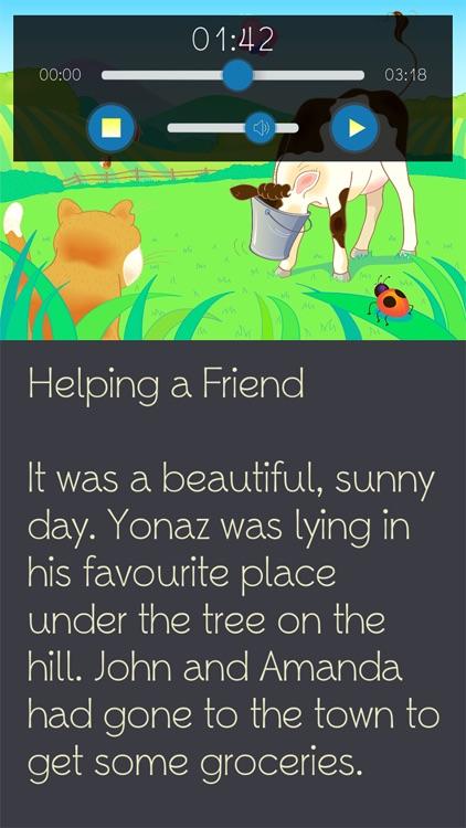 Adventures of Yonaz the Cat
