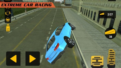Xtreme City: Car Race Stunts screenshot three