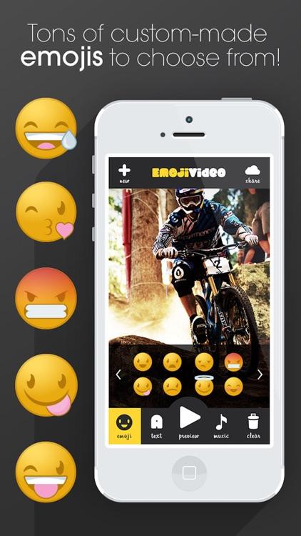 EmojiVideo: Add Emojis to Vids