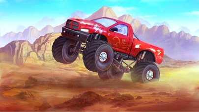 Monster Truck Go-Racing Gamesのおすすめ画像1