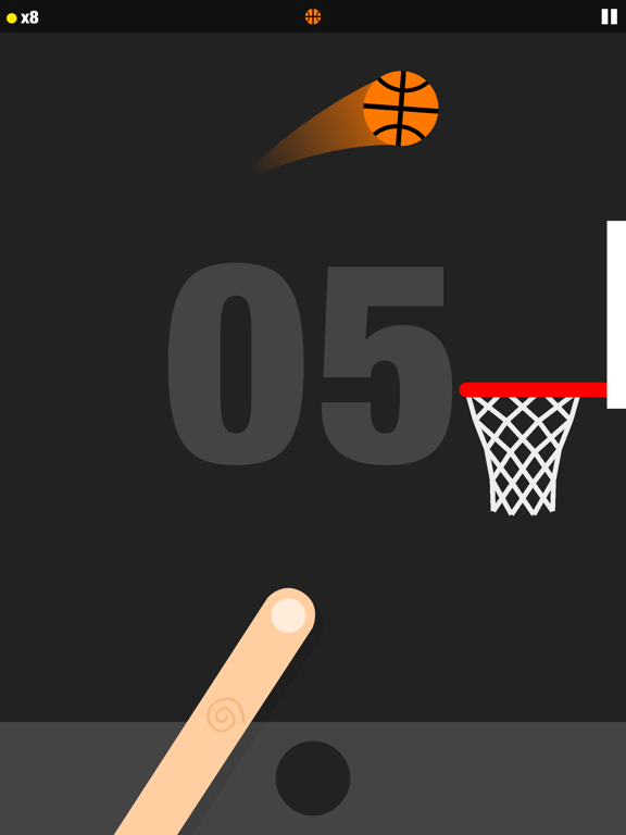 Flick Dunk screenshot 7