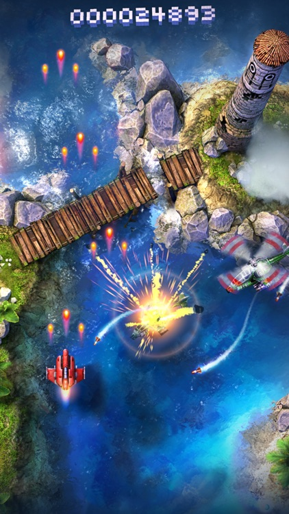 Sky Force 2014 screenshot-0